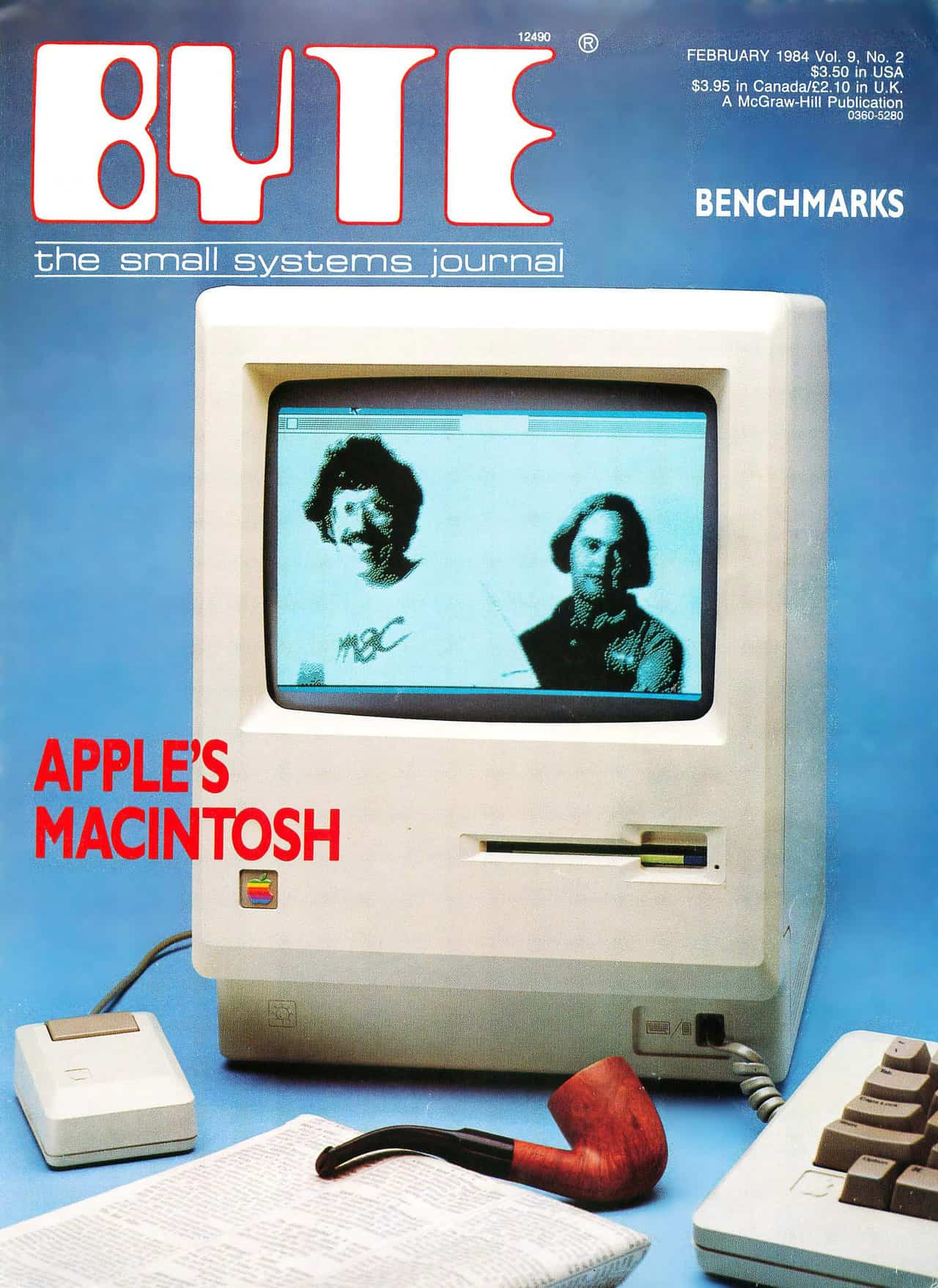 Byte Magazine, Vol. 9, No. 2